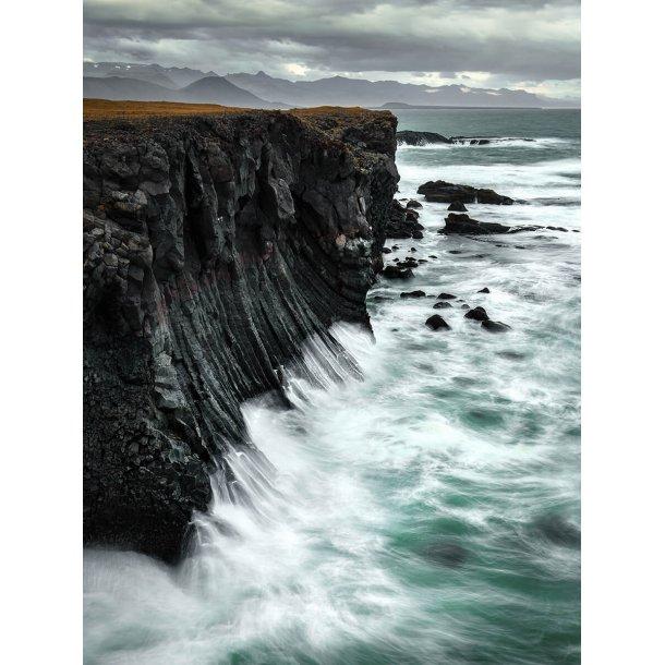 Arnarstapi Cliffs
