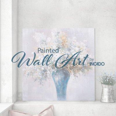 Painted Wallart