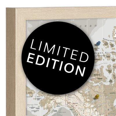 Limited Edition Oak