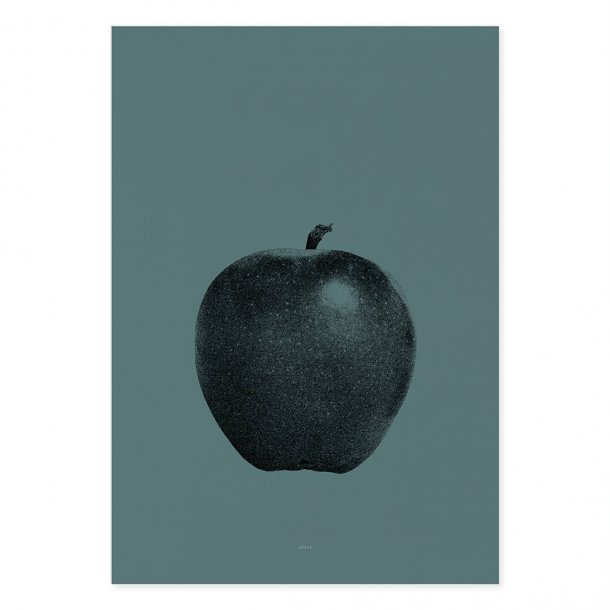 Apple - Blue
