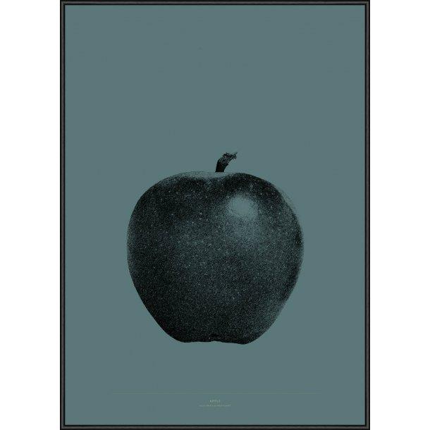 Apple - Blue