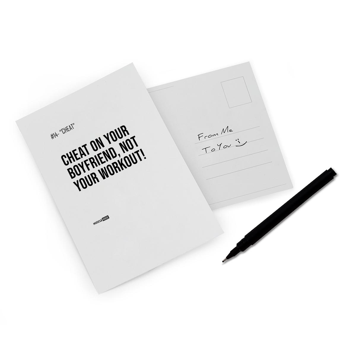 postkort_motiverende_citater_motion_træning_utro_kæreste