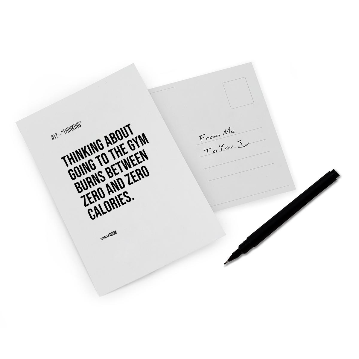 postkort_motiverende_citater_motion_træning_nul_forbrænding