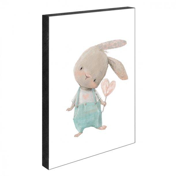 Bunny Boo Heart