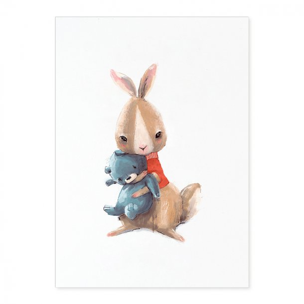 Bunny Boo Teddy